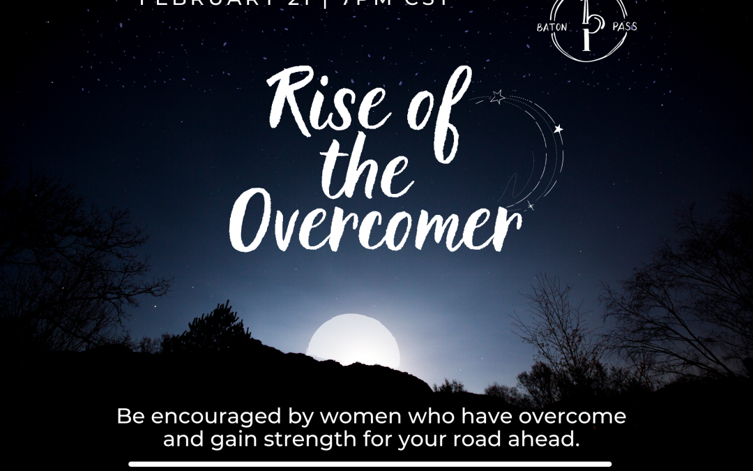 Registration: Rise of the Overcomer
